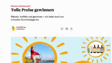Gewinne ein Kwiggle Faltrad und andere tolle Preise Schrot & Korn Gewinnspiel