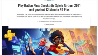 Jetzt 12 Monate PS Plus gewinnen Media Markt Gewinnspiel