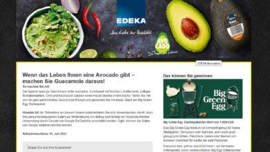 Gewinne ein Big Green Egg Starterpaket Edeka Gewinnspiel