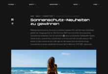 Gewinne eine Zara-Tasche & Sonnenschutz-Set: Stilpalast Gewinnspiel