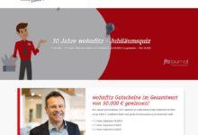 Gewinne monatlich einen 3.000 € Einrichtungs-Gutschein wohnfitz Gewinnspiel