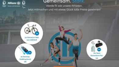 Gewinne einen ROSE Bikes Fahrrad-Gutschein Allianz Gewinnspiel