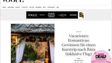 VOGUE Gewinnspiel: Gewinne jetzt einen Ibiza-Kurzurlaub