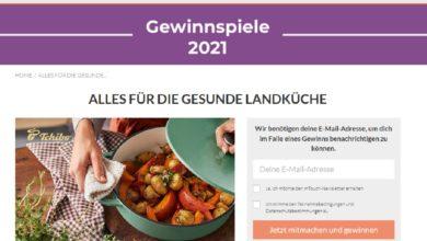 Jetzt teilnehmen & 100€ Tchibo Gutschein gewinnen inTouch Gewinnspiel