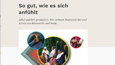 Jetzt Welana Tücher gewinnen: Süddeutsche Zeitung Gewinnspiel